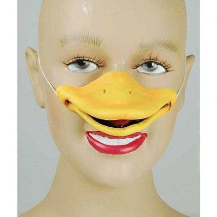 Rubber Duck Nose